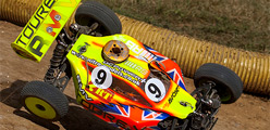electric and gas rc cars