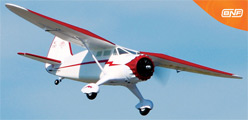 scale gas and electric rc planes